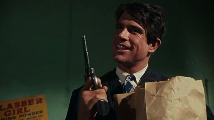 15 incredible facts abou the film Bonnie and Clyde: Beatty's star power
