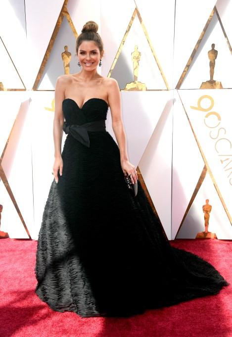 Maria Menounos Oscars 2018
