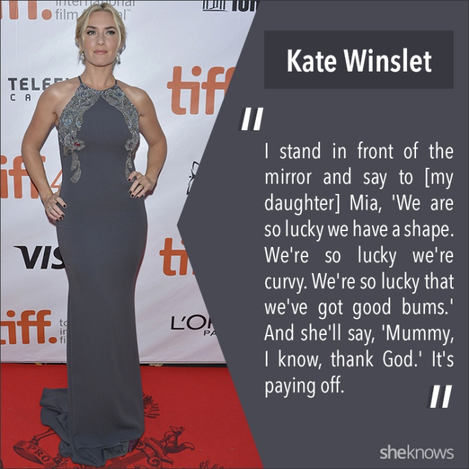 Kate Winslet quote