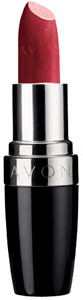 Avon Ultra Rich Color lipstick in Poppy Love