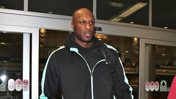 Lamar Odom denied club entry by