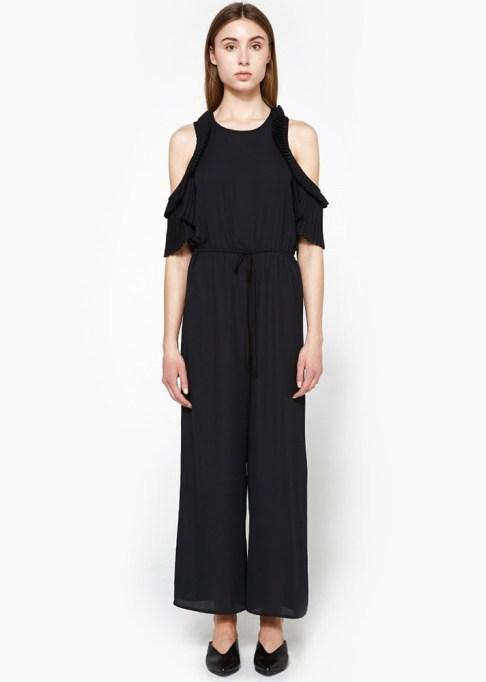 Dressy Jumpsuits: Delfi Collective Evie Jumpsuit | Summer Fashion 2017