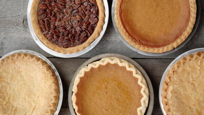 Pumpecapple piecake: The dessert of your