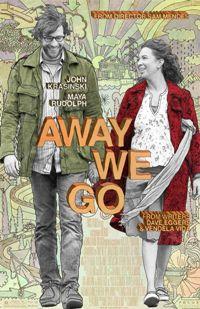 John Krasinski and Maya Rudolph in Away We Go