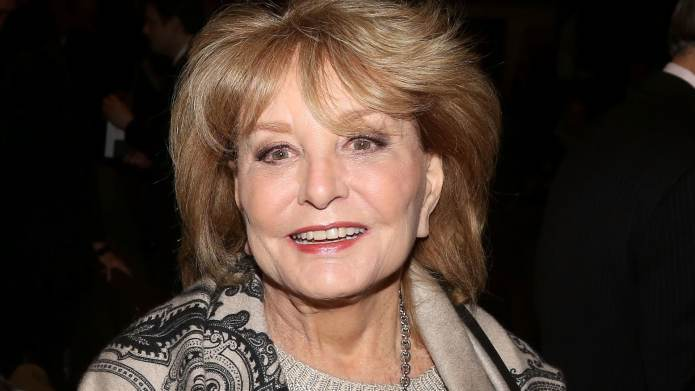 Barbara Walters Is Spilling All the