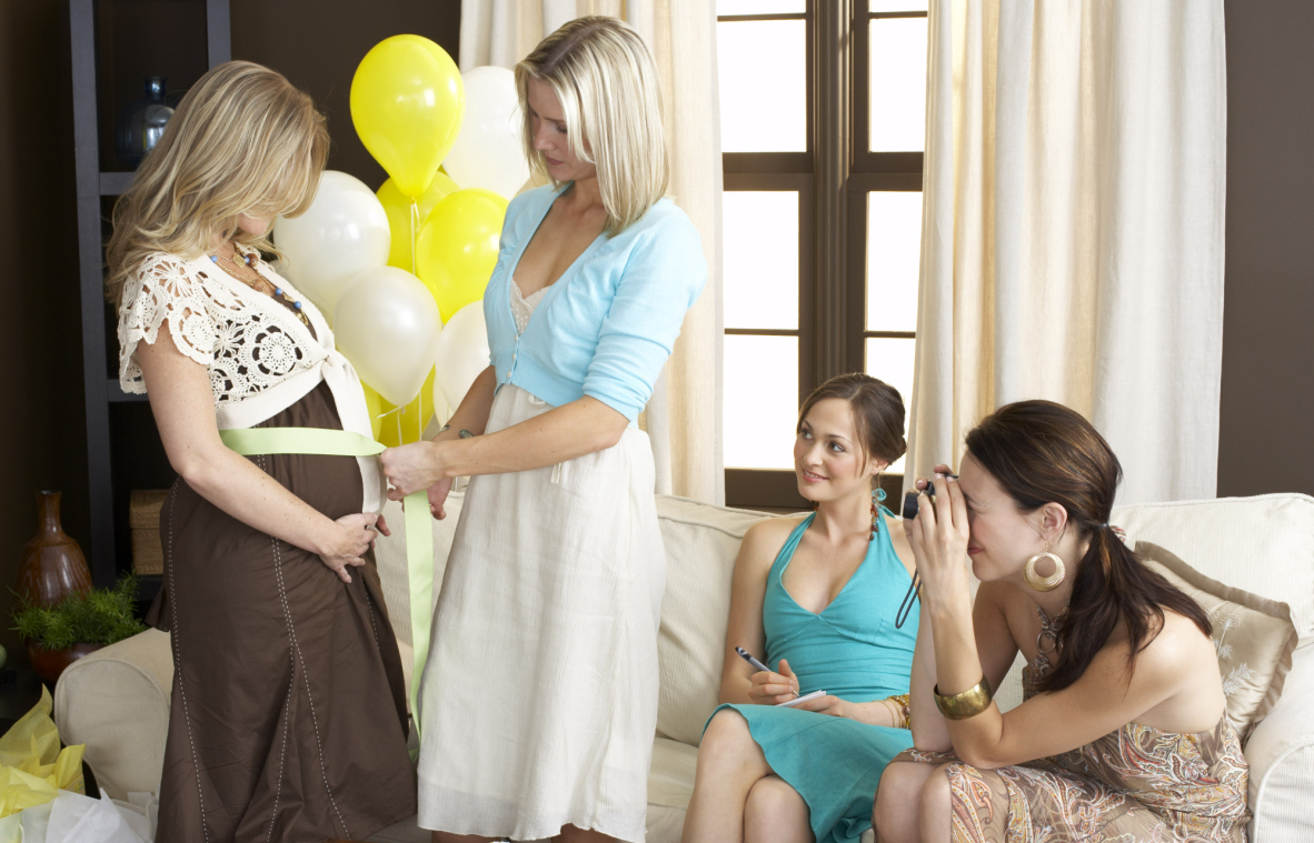 12 awful baby shower games that no one wants to play