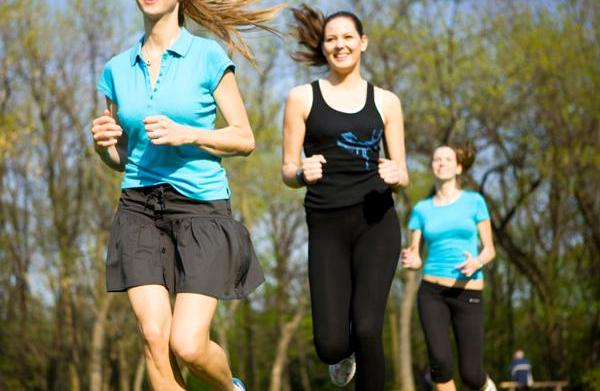 Fitness groups for moms