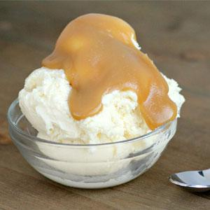 To-die-for microwave caramel sauce