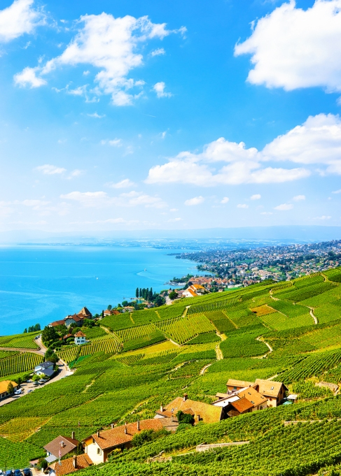 Zika Free Honeymoon Destinations | Lausanne, Switzerland