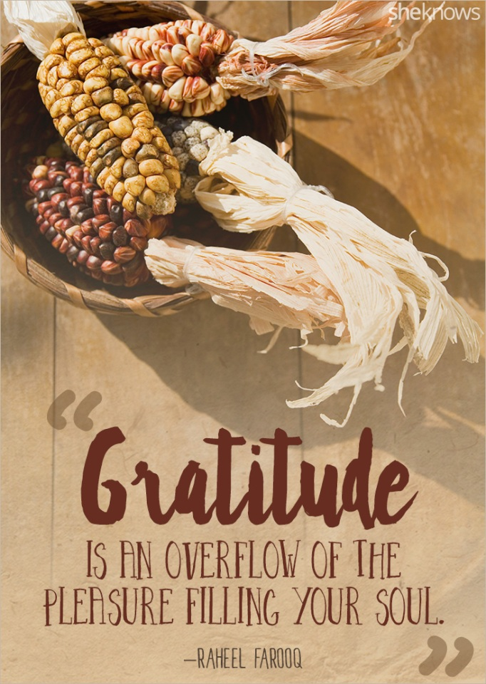 39 Thanksgiving Quotes That Perfectly Articulate the Meaning of Grateful
