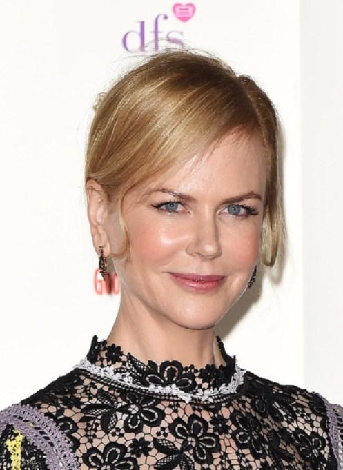 Nicole Kidman adopted kids with Tom Cruise