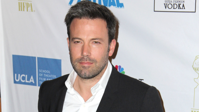 Ben Affleck finally admits to counting