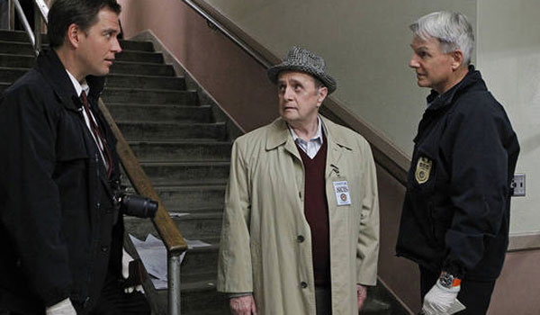 Bob Newhart on 'NCIS'