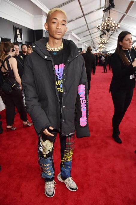 Grammys 2018 Best Dressed: Jaden Smith