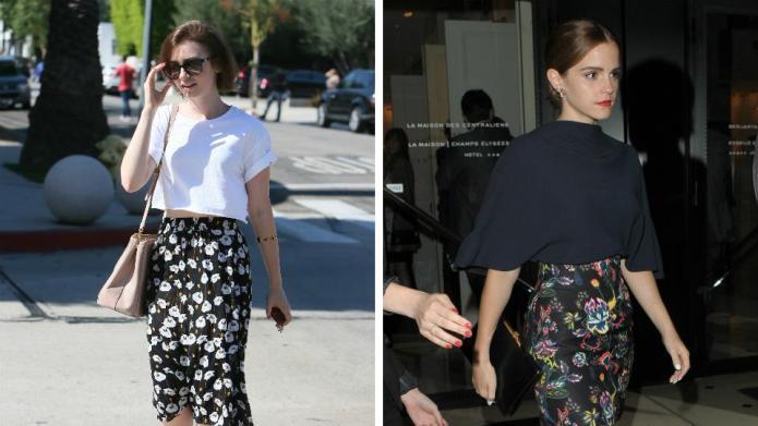 Friday's Fashion Obsessions: Lily Collins and