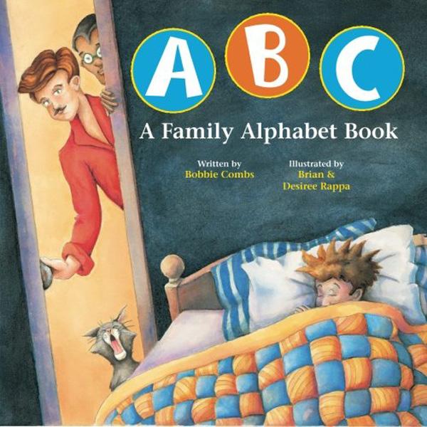 Inclusive Books for Every Family | ABC: A Family Alphabet Book
