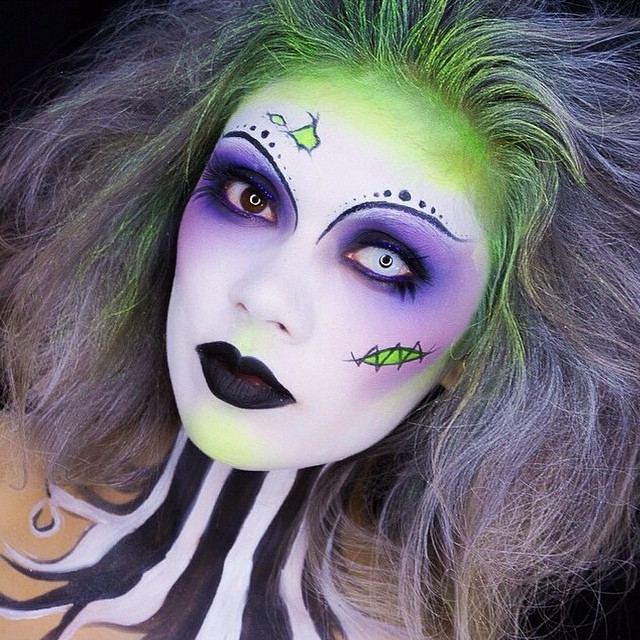 25 To-die-for Halloween makeup ideas from the depths of Instagram