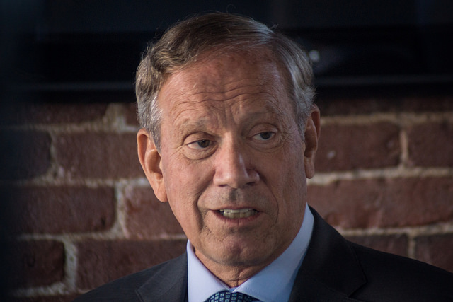 George Pataki during a public appearance