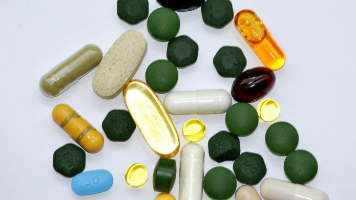 Health supplements from big name stores