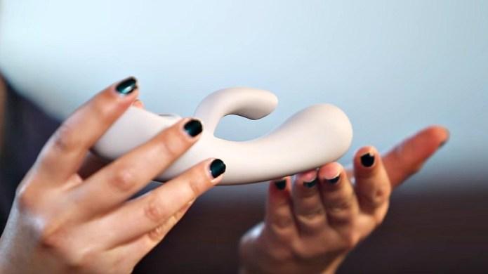 Smart vibrator will send you data