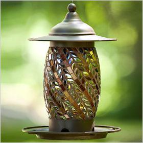 5 Beautiful bird feeders