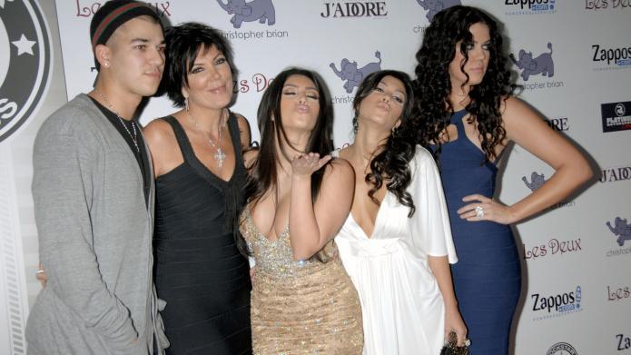 Robert Kardashian, Kris Jenner, Kim Kardashian,