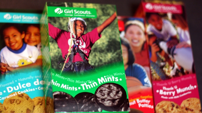 New Girl Scout Cookie Oven makes