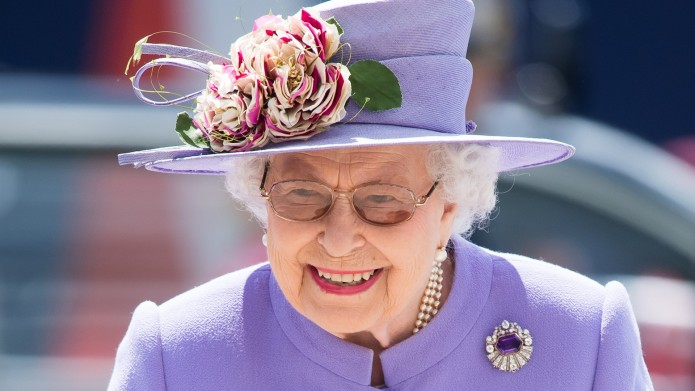 The Queen Gifted Prince Harry &