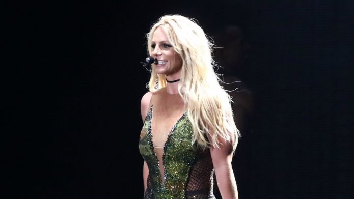 Britney Spears Rushed Off Stage Mid-concert