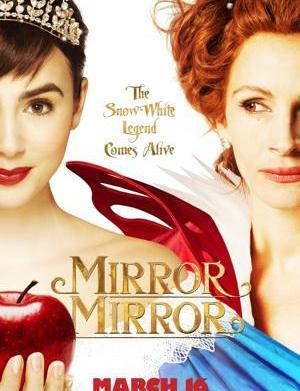 Mirror Mirror poster pits fair against