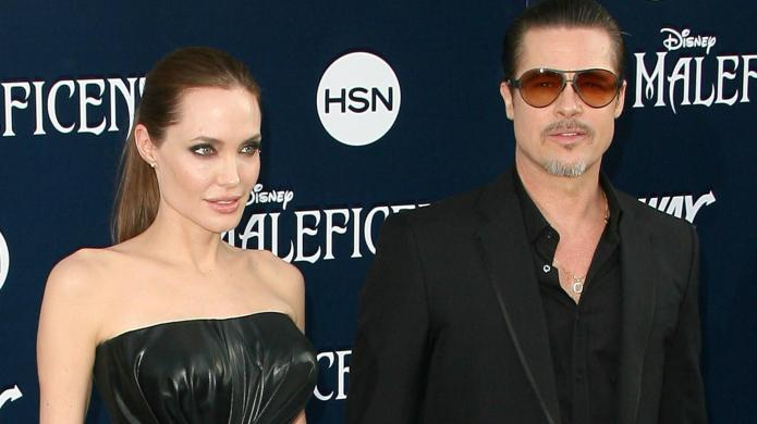 Details on Brad Pitt and Angelina