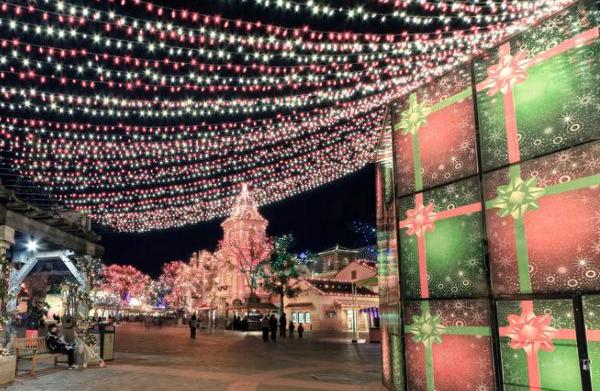 Holiday in the Park at San