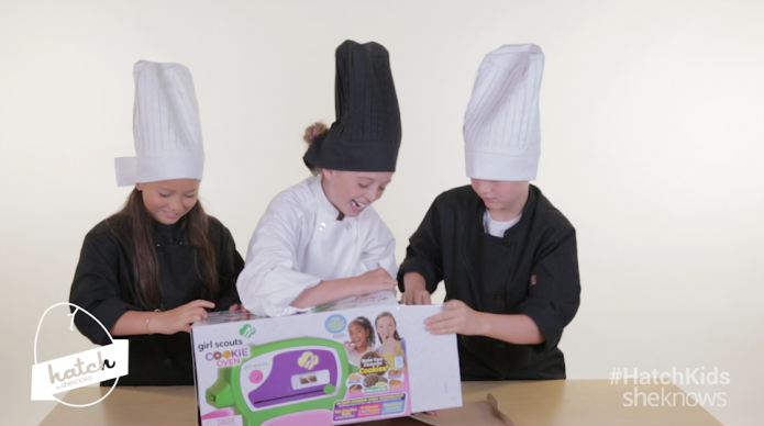Girl Scouts Cookie Oven gets thoroughly
