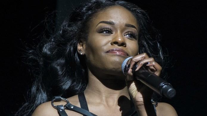 TMI! Azealia Banks talks dirty about