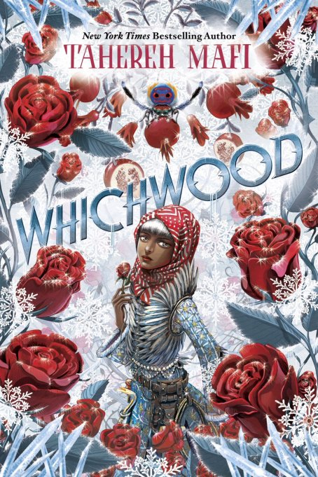 Young Adult Books to Get Excited About this Fall | 'Whichwood' by Tahereh Mafi