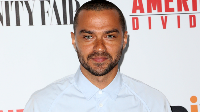 Jesse Williams has a very special