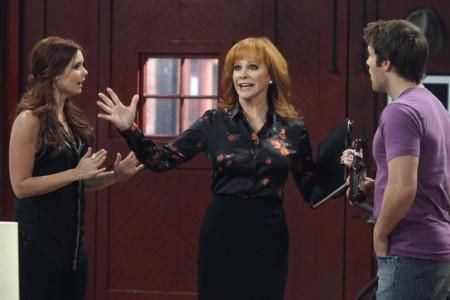 Reba McEntire visits ABC comedy Wednesday!