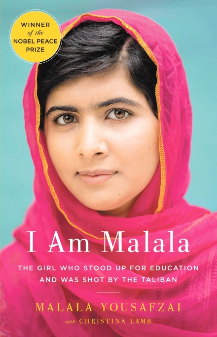 Powerful books about the female experience: 'I Am Malala'