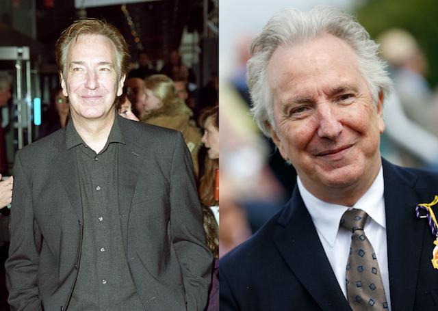 'Harry Potter' Cast: Then & Now: Alan Rickman