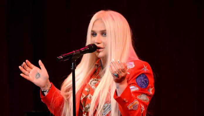Kesha Is Bravely Baring Her Soul