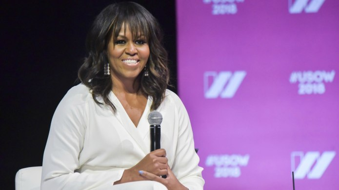 Is Michelle Obama Considering Running for