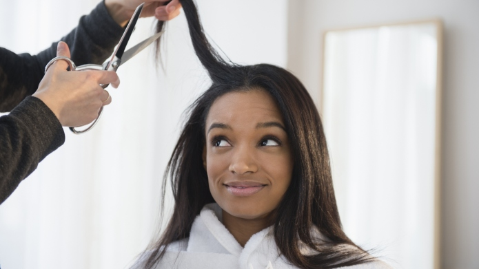 5 Things girls with relaxed hair