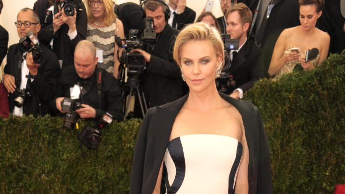 Charlize Theron has been waiting to