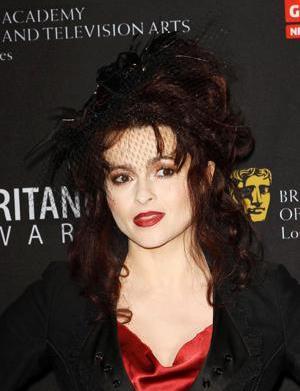 Helena Bonham Carter is made CBE