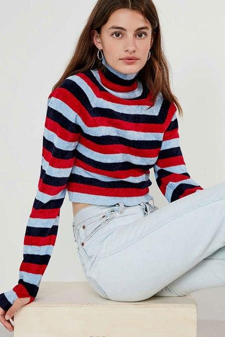 Ways To Wear A Turtleneck | The Retro Sweater