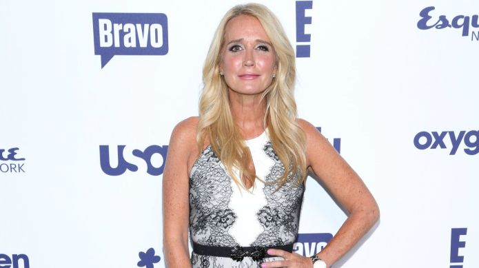 RHOBH's Kim Richards lands in hot