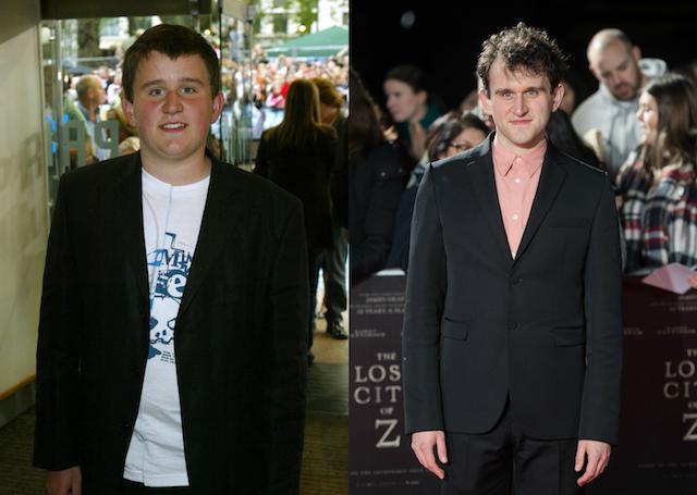 'Harry Potter' Cast: Then & Now: Harry Melling