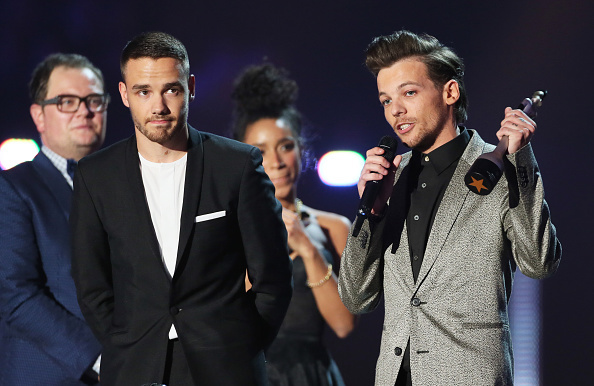 Liam Payne and Louis Tomlinson reunite