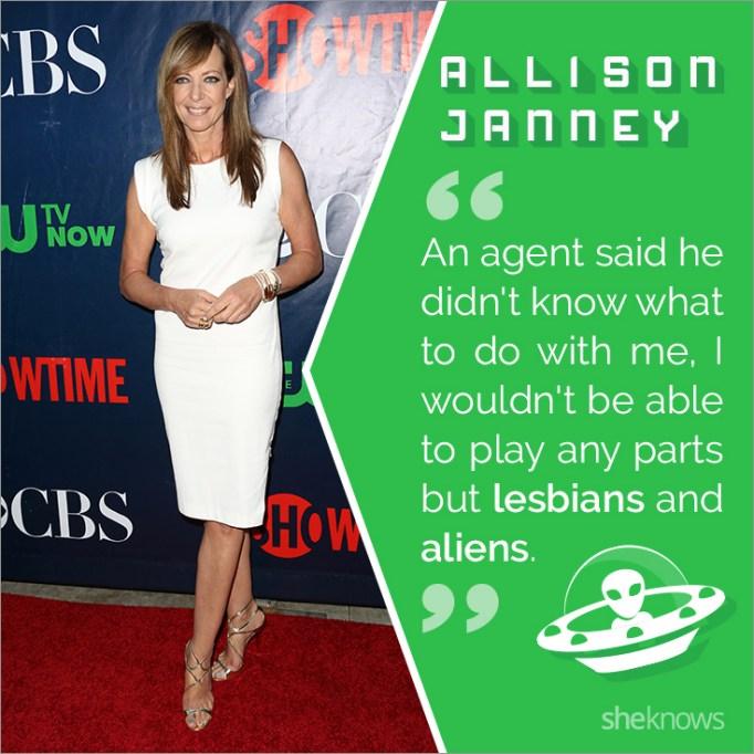 Allison Janney quote