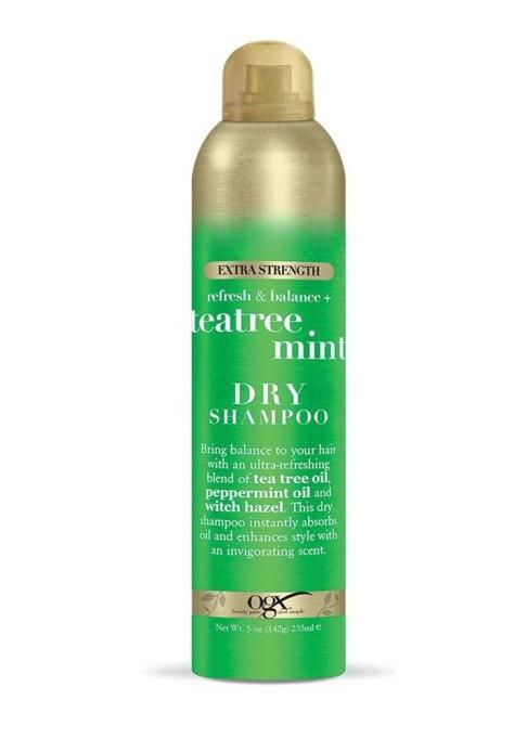 OGX Refresh Balance + Teatree Mint Dry Shampoo